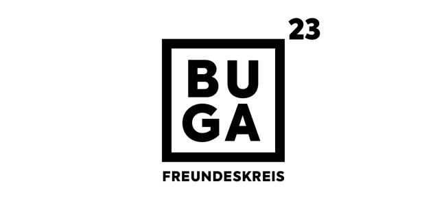 Das Bild zeigt das Logo des BUGA-Freundeskreis