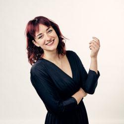 Mitarbeiterbild Katja Dorongov (Abteilung Marketing/Kultur/Veranstaltung)