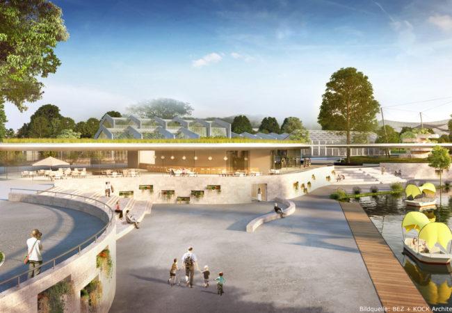 Neue Parkmitte Luisenpark